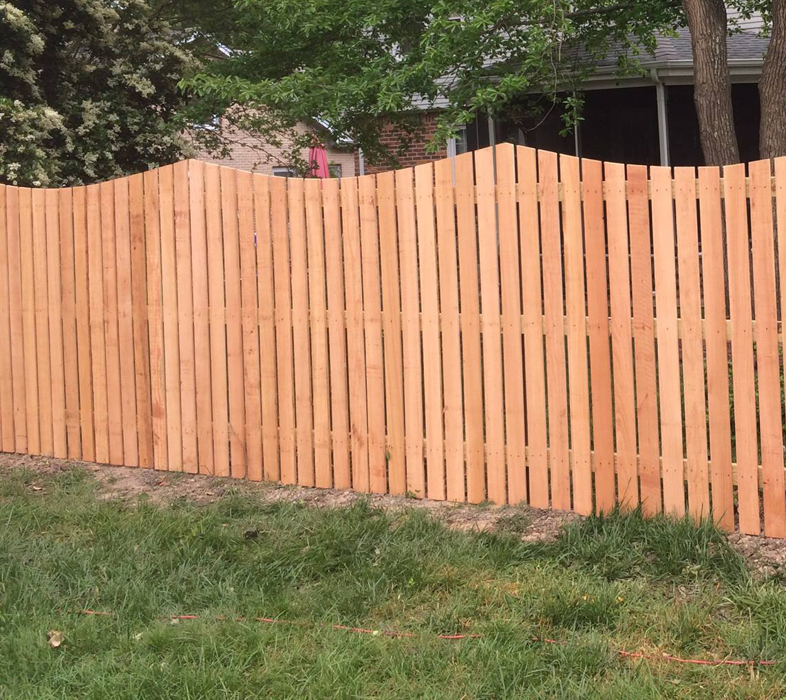Home recent fence installations baanklon Images